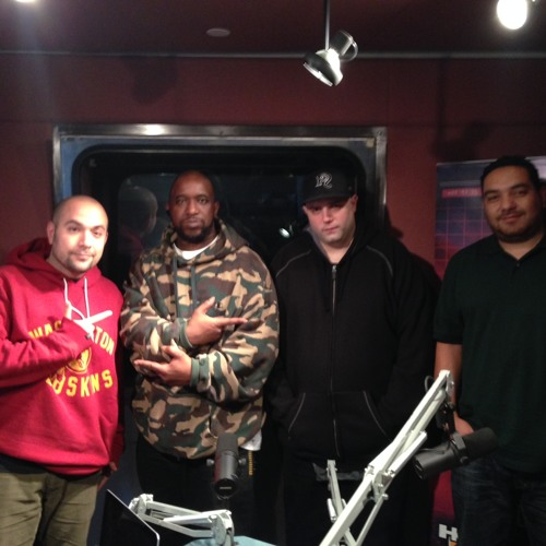 Kool G Rap on Juan Epstein feat. Necro!