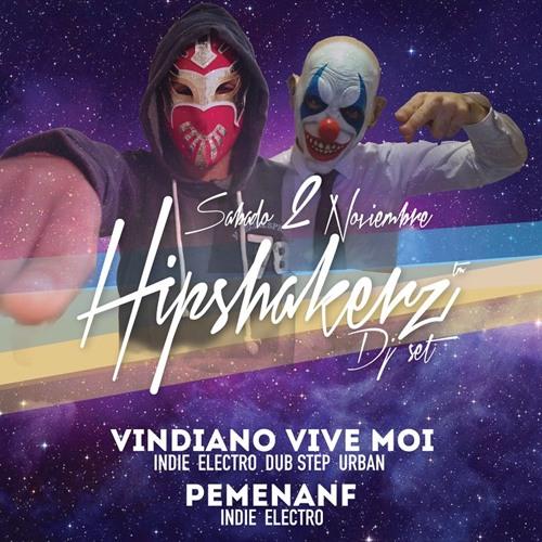 Vindiano's Hipshakerz Promo!