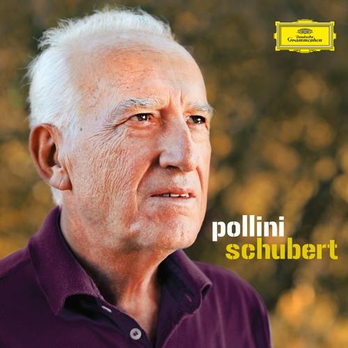 """Maurizio Pollini plays Schubert's """"Piano Sonata in A major"""" (2. Andantino)"""