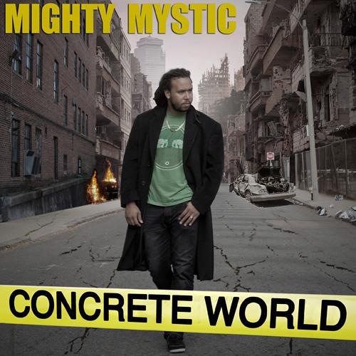Mighty Mystic - WAR (Rumors of War) [2013]