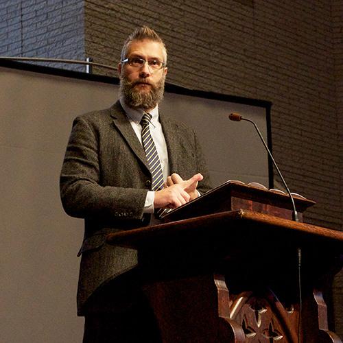 Christ and the Embryo | Dr. Oliver Crisp