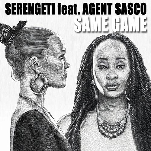 Serengeti - Same Game feat. Agent Sasco aka Assassin [2013]