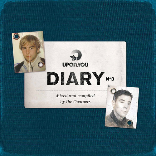 V.A. 'Upon.You Diary N°3' compiled and mixed by The Cheapers