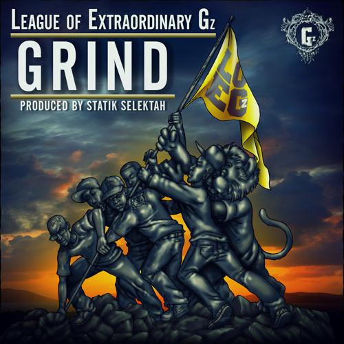 Grind (produced by Statik Selektah)