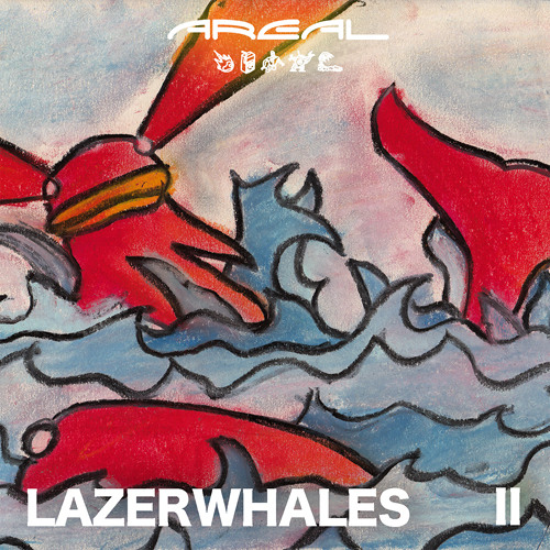 V/A - Lazerwhales II (Areal072) trailer