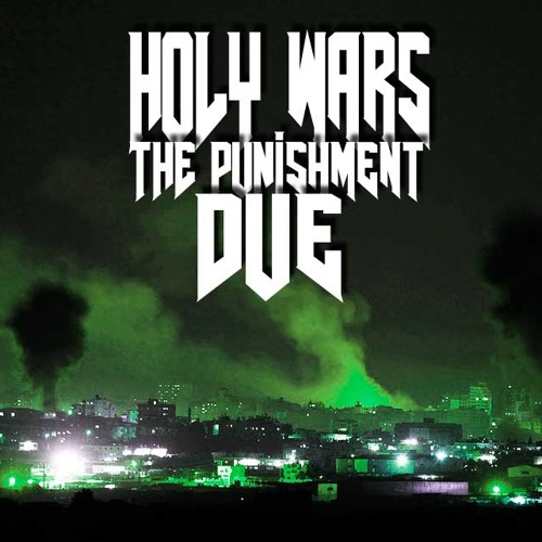 Machinery - Holy Wars...The Punishment Due (Megadeth)