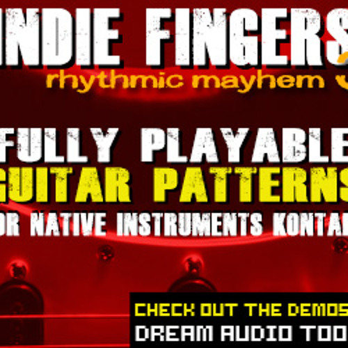 Indie Fingers Volume Three: Rhythmic Mayhem