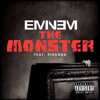 Eminem - The Monster Feat. Rihanna (Official Audio)