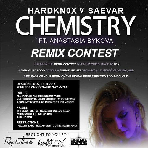 Hardkn0x & Saevar - Chemistry (Novacane Remix) [Digital Empire Records]