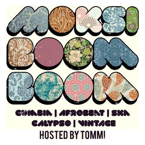 * Cafe de Calaveras * Moksi Boom Boom Mixtape01 *