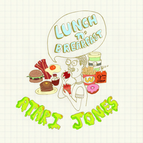 Atari Jones- Lunch N' Breakfast (Prod. By Sango)