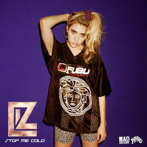 LIZ - Stop Me Cold