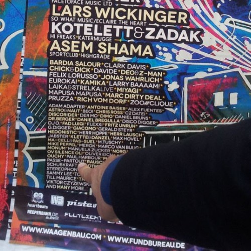 Passe-Partout (IM PRINZIP) @ Sternbrücken Festival 2013