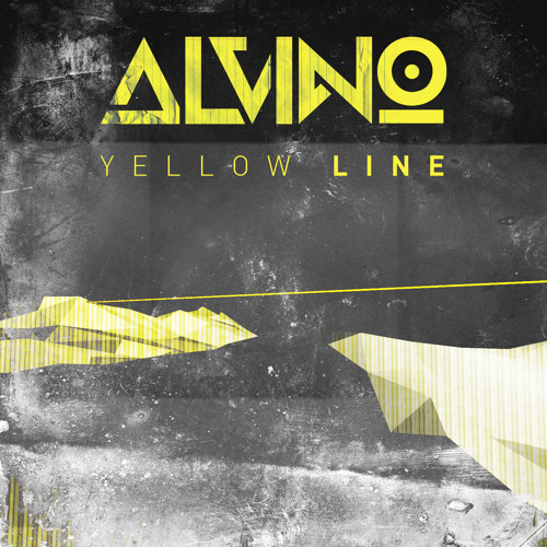Yellow Line by Alvino