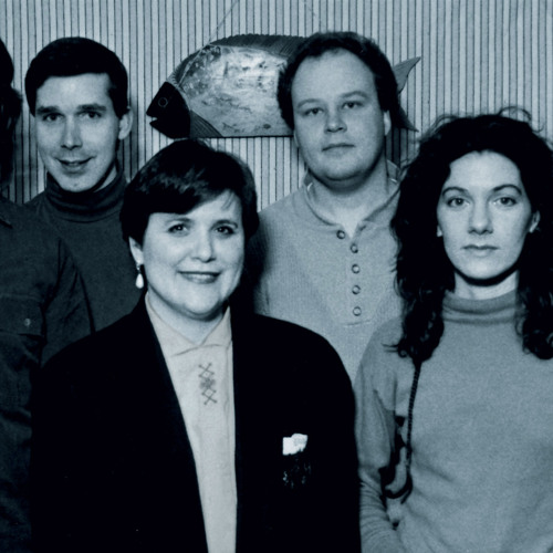 Some conversation with Nick Hill during our 1990 appearance on the Live Music Faucet, WFMU