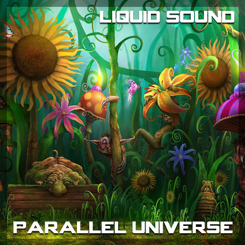 Liquid Sound - Parallel Universe (138) (Preview)