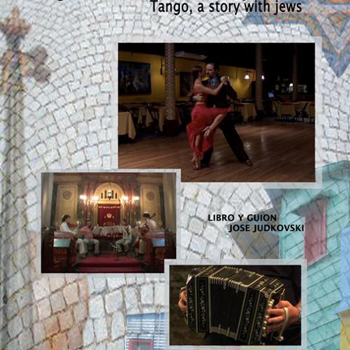 TANGO, UNA HISTORIA CON JUDIOS (soundtrack) en PERMISO SOY EL TANGO (parte 1)
