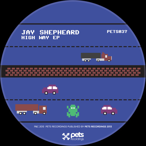 Jay Shepheard - High Way