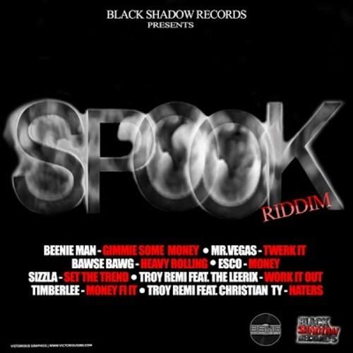 Mr Vegas - Twerk It - Spook Riddim - October 2013 - Black Shadow Records