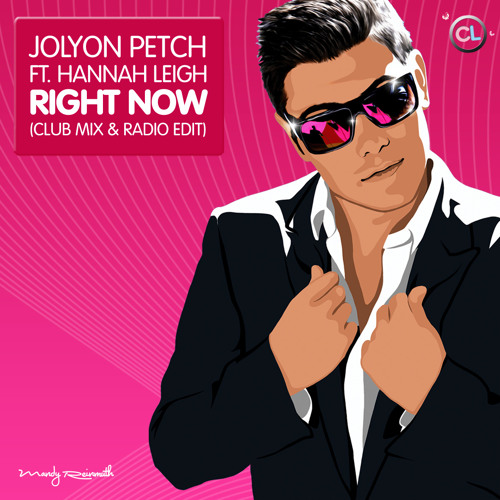 Jolyon Petch ft. Hannah Leigh - Right Now [OUT NOW ON BEATPORT]