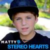 MattyBRaps - Stereo Hearts Ft Skylar Stecker