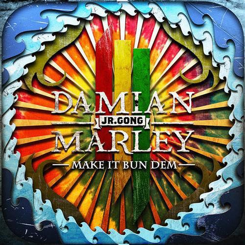"""Skrillex & Damian """"Jr Gong"""" Marley — Make It Bun Dem (The Kroolla remix)"""