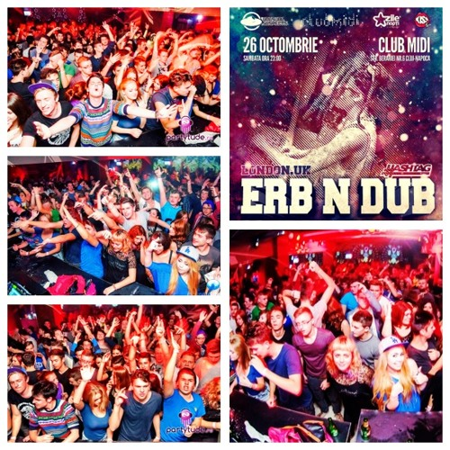 DJ ERB N DUB - Club Midi Set - Romania Oct 2013 *FREE DOWNLOAD*