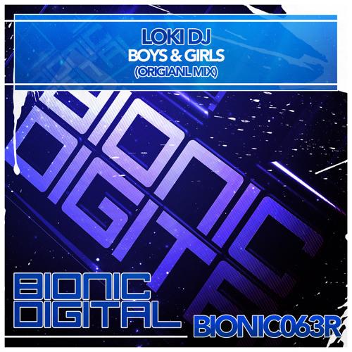 Loki-Dj - Boys & Girls - OUT 29/07/2013