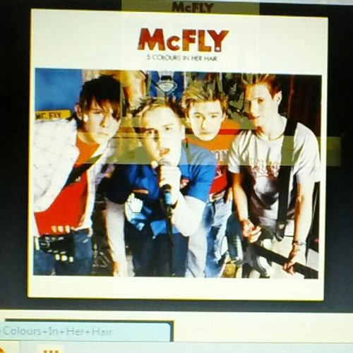 5 colours In Her Hair By Mcfly