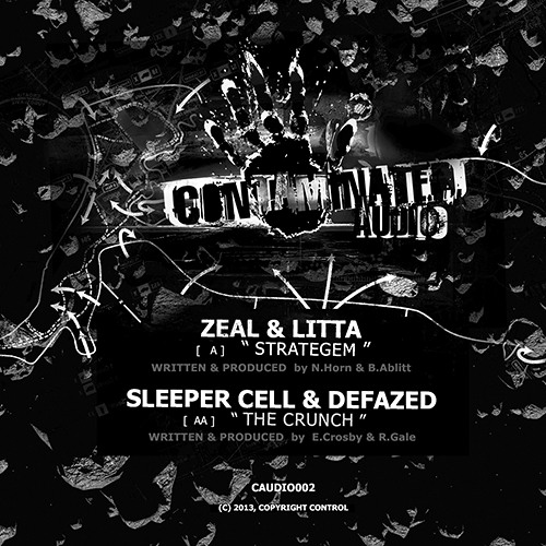 Sleeper Cell & Defazed - The Crunch (Contaminated Audio)