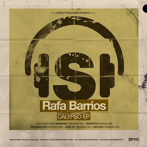 Rafa Barrios - Desierto  [Calypso EP]