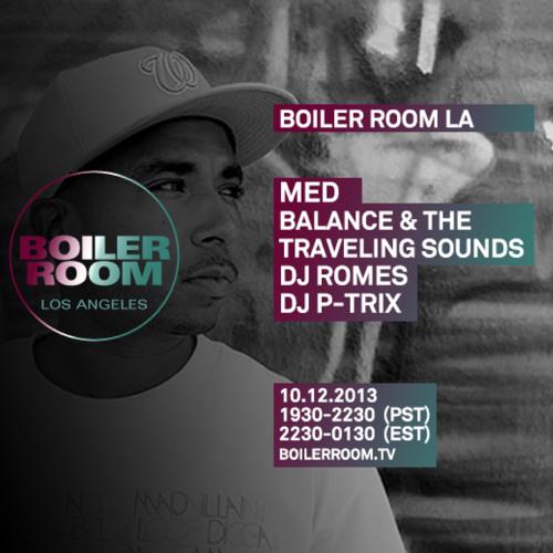 DJ Romes Boiler Room LA DJ Set
