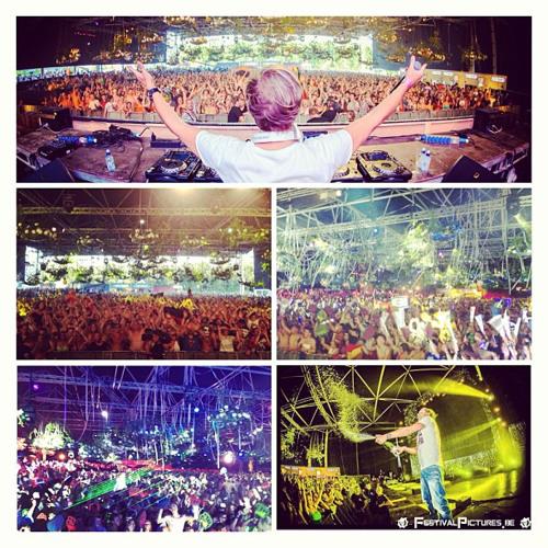 Regi - Live At Tomorrowland 2013, Smash the House vs Dirty Dutch