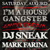 IAHG LIVE 01 | MARK FARINA & DJ SNEAK B2B | STUDIO 80 AMSTERDAM