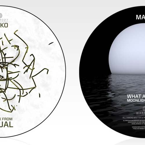Mako - What A Little Moonlight Can Do - WARM027 *Out Dec 2