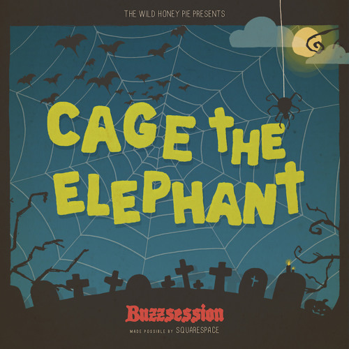 Cage The Elephant - Come a Little Closer (Buzzsession)