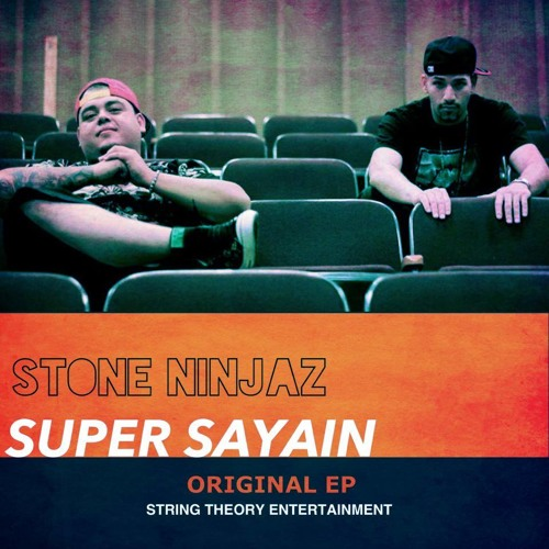 Super Sayain (Stone Ninjaz)