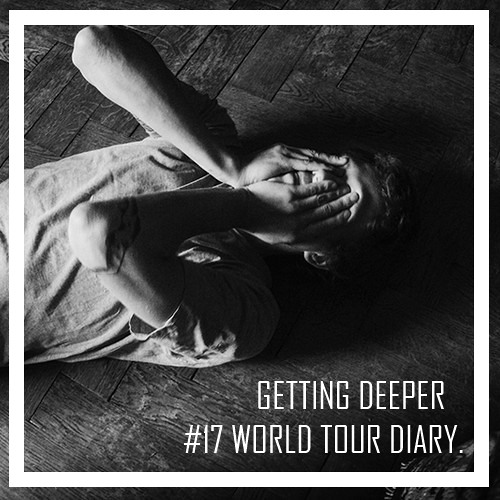 Getting Deeper Podcast #17 mixed by World Tour Diary