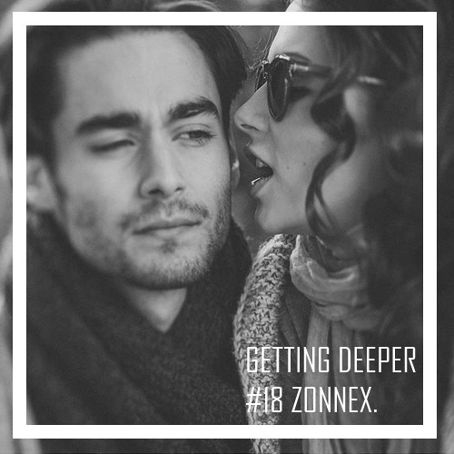 Getting Deeper Podcast #18 mixed by Zonnexx