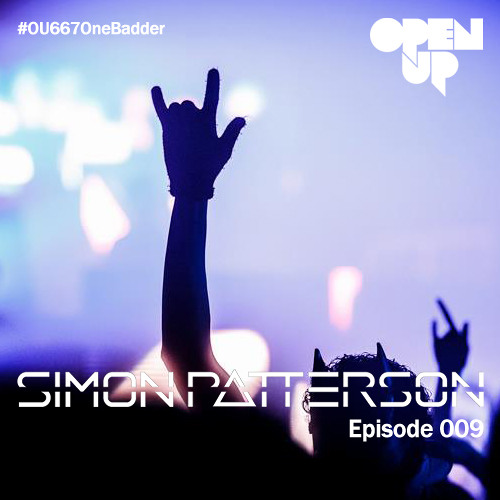Simon Patterson - Open Up - 009 - Jordan Suckley Guest Mix