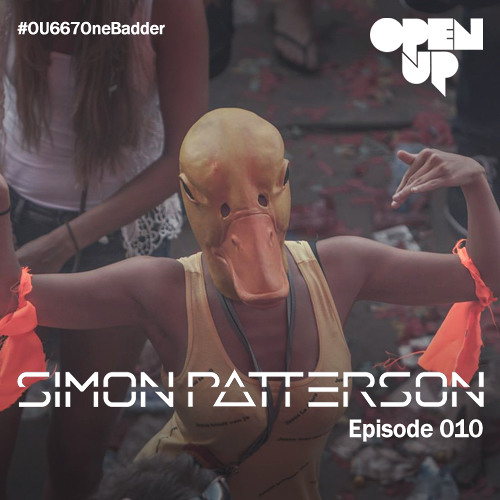 Simon Patterson - Open Up - 010