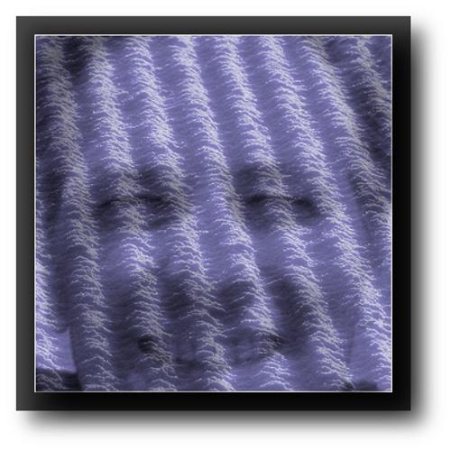 RuediRena - Untergehendes blaues Rauschen