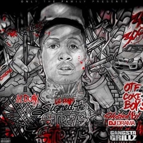 Lil Durk-One Night (Prod by Young Chop)