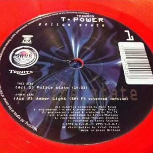 T-Power & Shy FX - Amber Light (DJ K & Default Remix) 2013