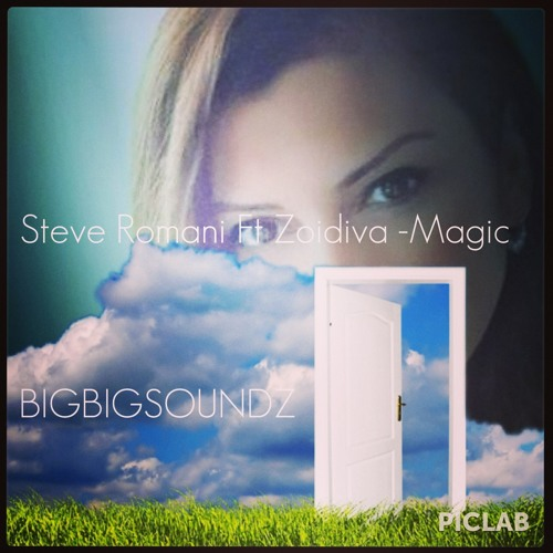 Steve Romani ft Zoidiva  MAGİC  - Preview Demo Mix 2