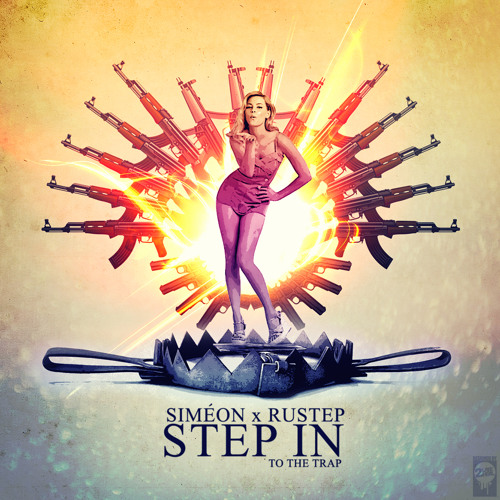 Step Into The Trap by Siméon & Rustep