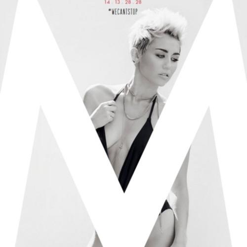Miley Cyrus - We Can't Stop Cazal Organism X Kaelin Ellis Remix