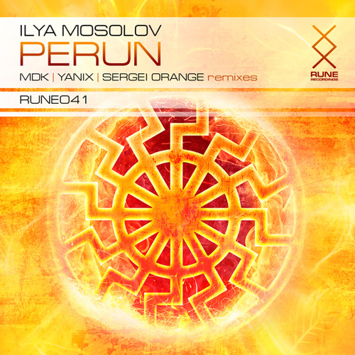 Ilya Mosolov - Perun (Yanix Remix) (sample)