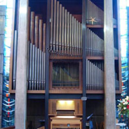 Work For Organ (world premiere, David Adams)