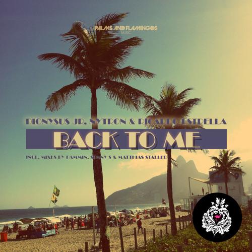 Dionysus Jr, Nytron & Ricardo Estrella - Back To Me (Pammin Remix) [P&F005]
